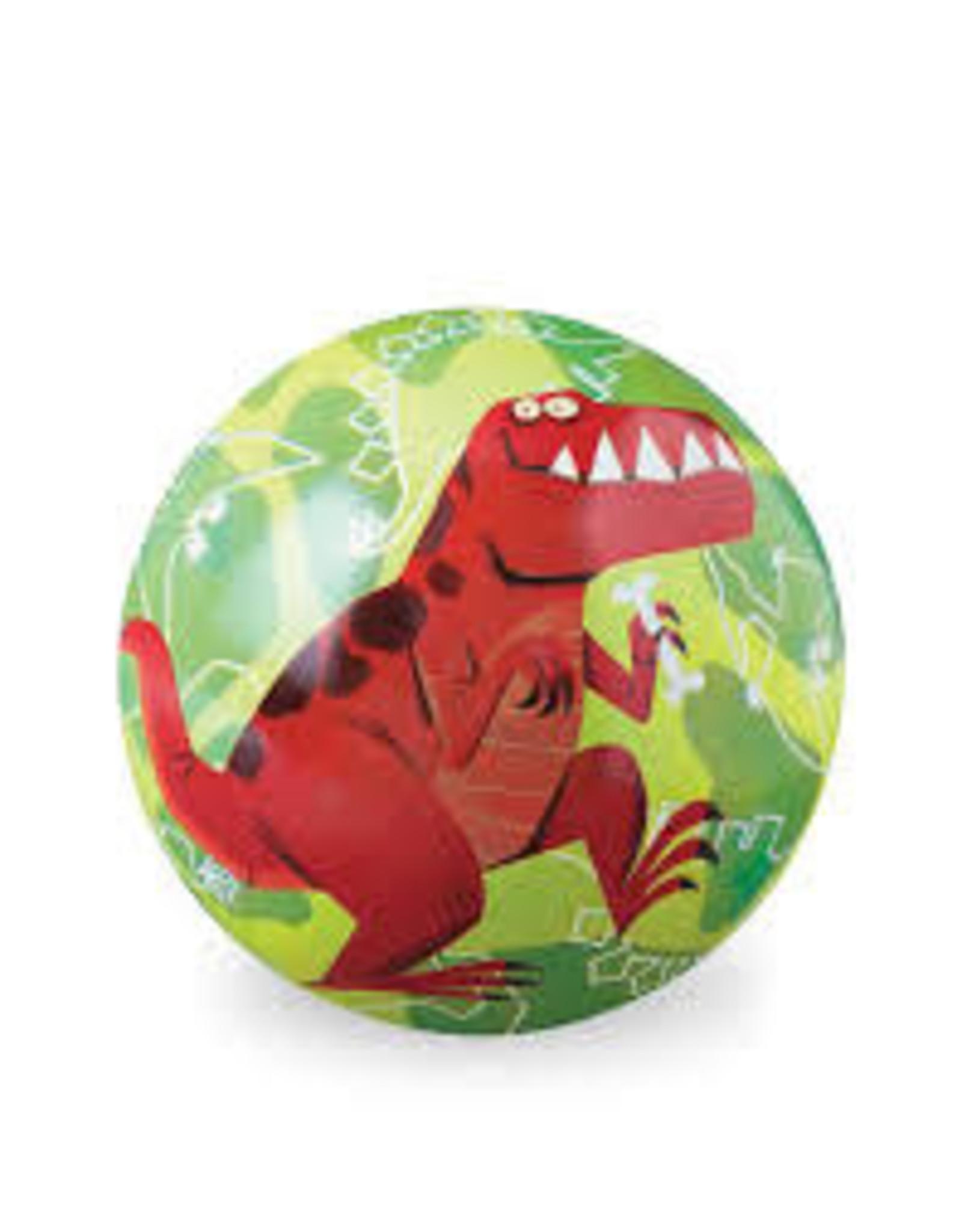 "Crocodile Creek T-Rex 4"" Ply Ball"