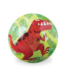 Crocodile Creek 10 cm Play Ball/T-Rex