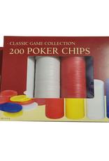 Poker Chips (200)