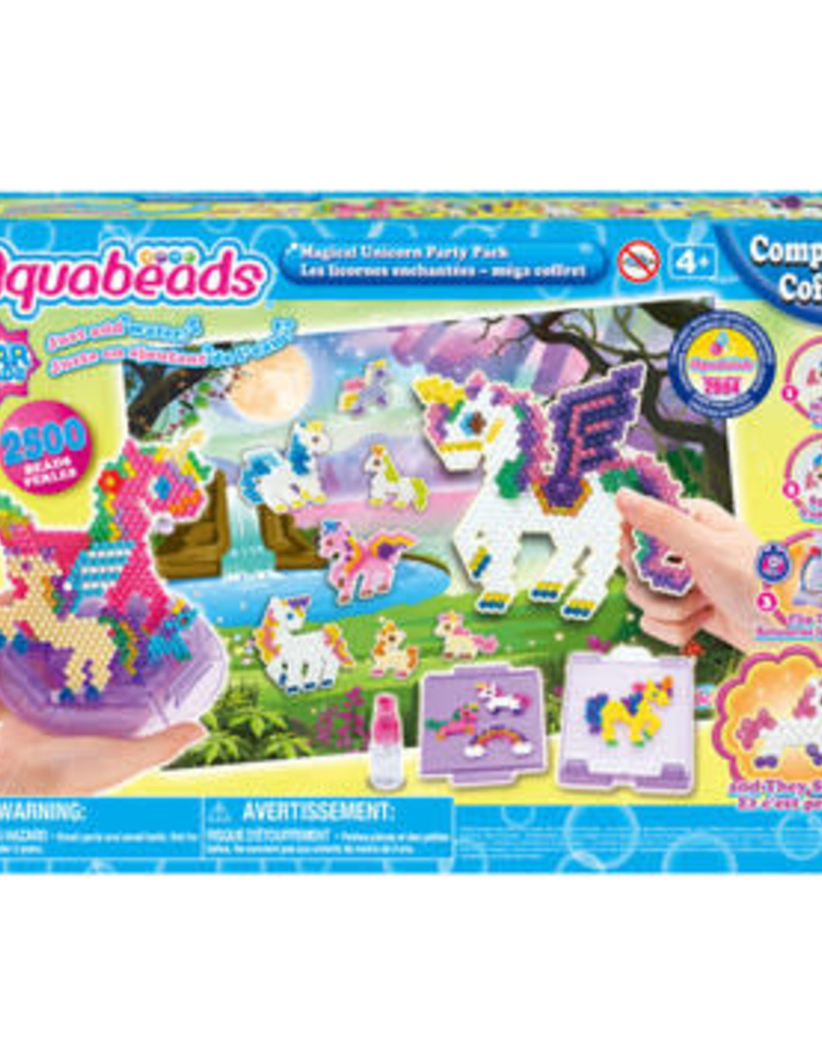 Aquabeads Magical Unicorn Party Pack