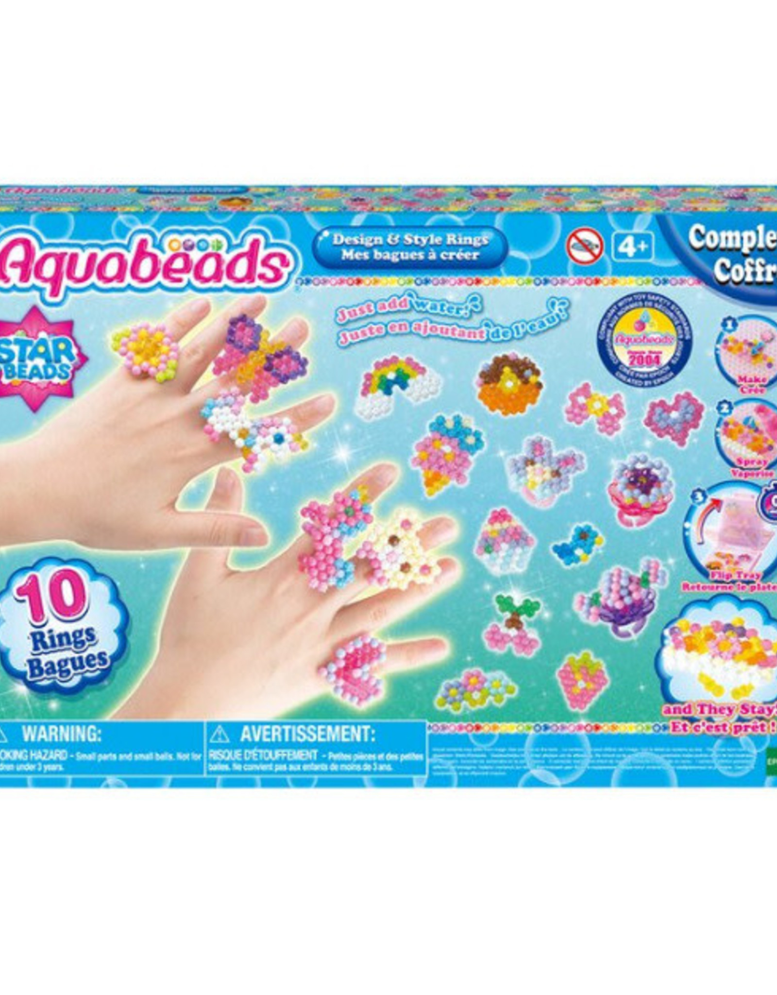 Aquabeads Design & Style Rings