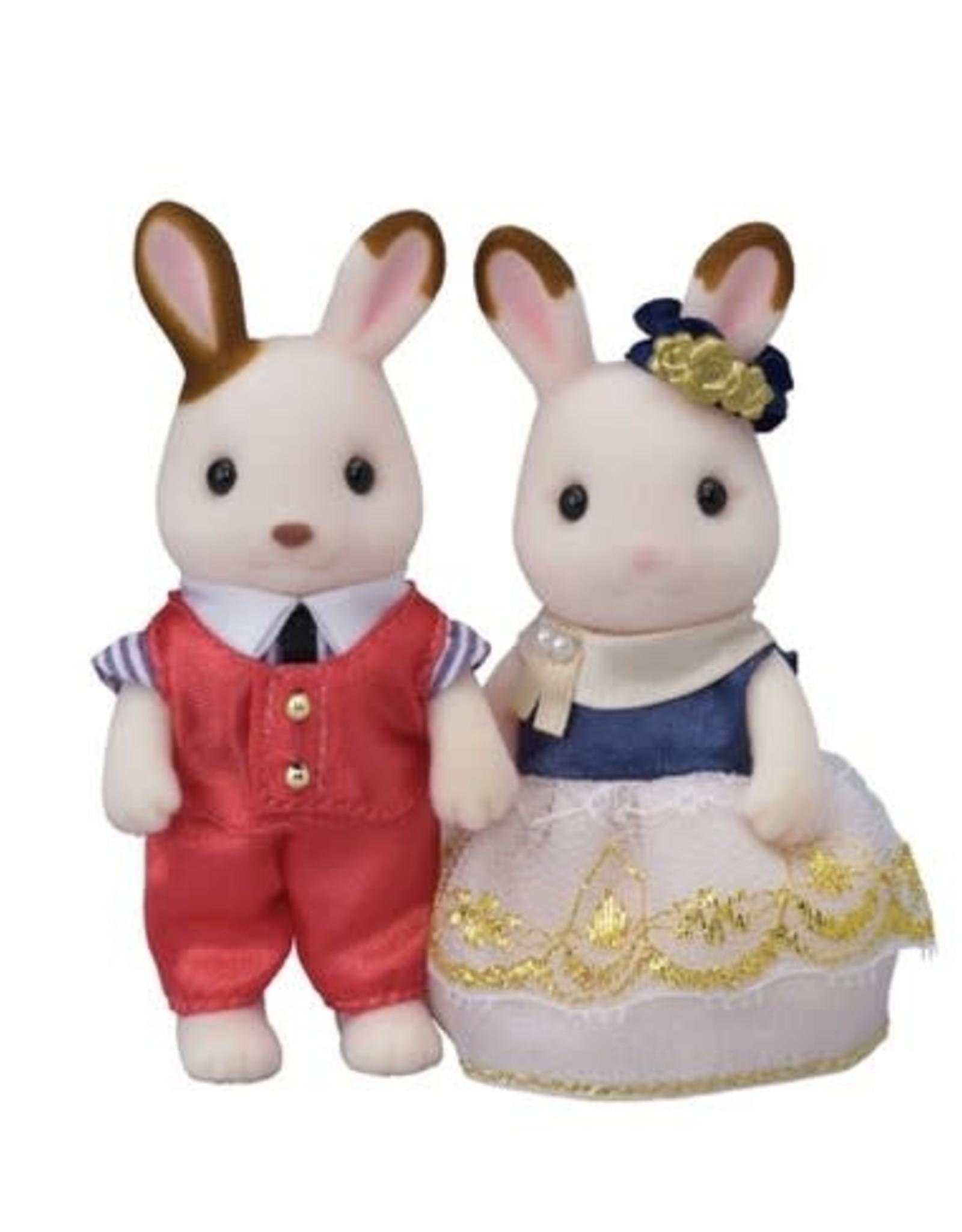Calico Critters Cute Couple Set