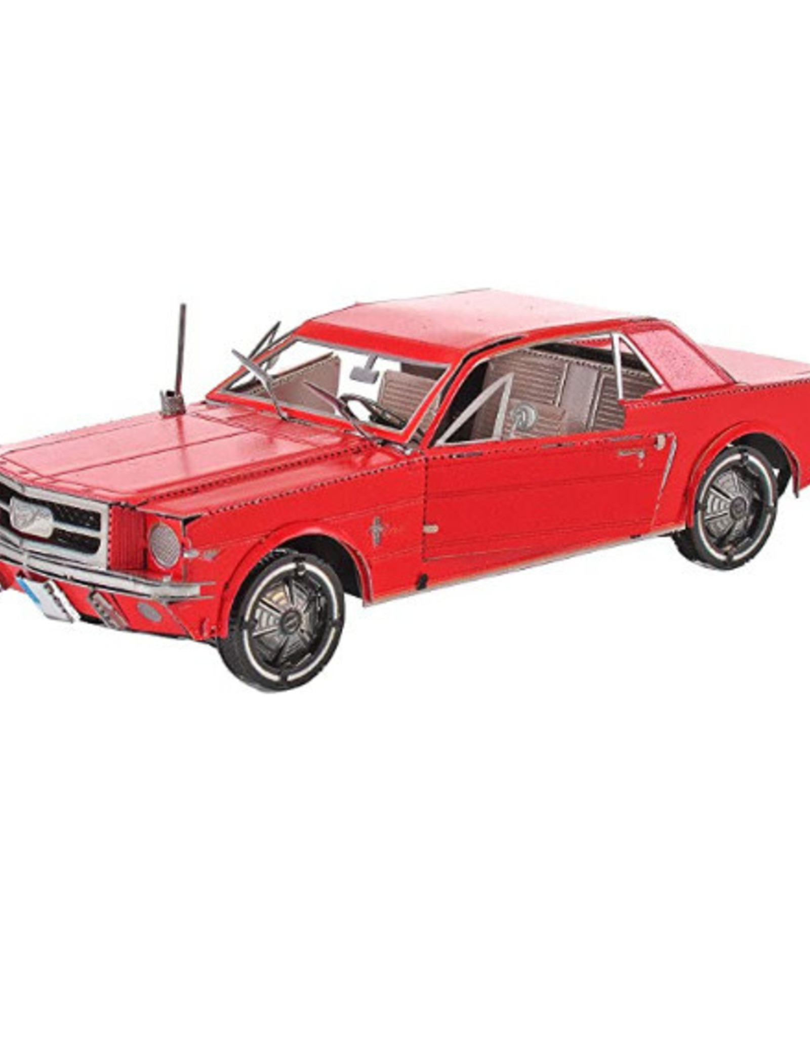 Metal Earth Red Ford 1965 Mustang