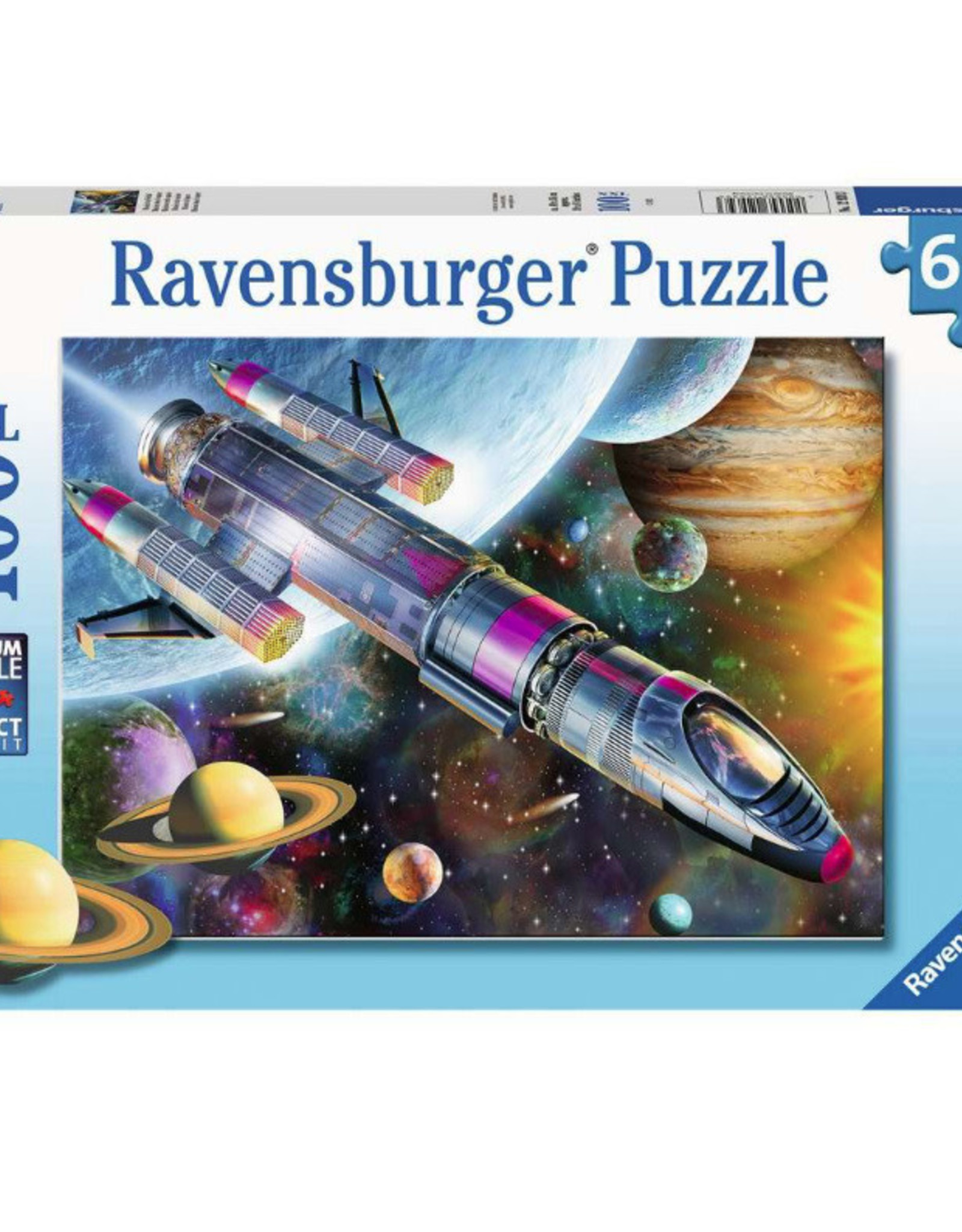 Mission in Space (100 pc)