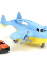 Green Toys Cargo Plane - Blue