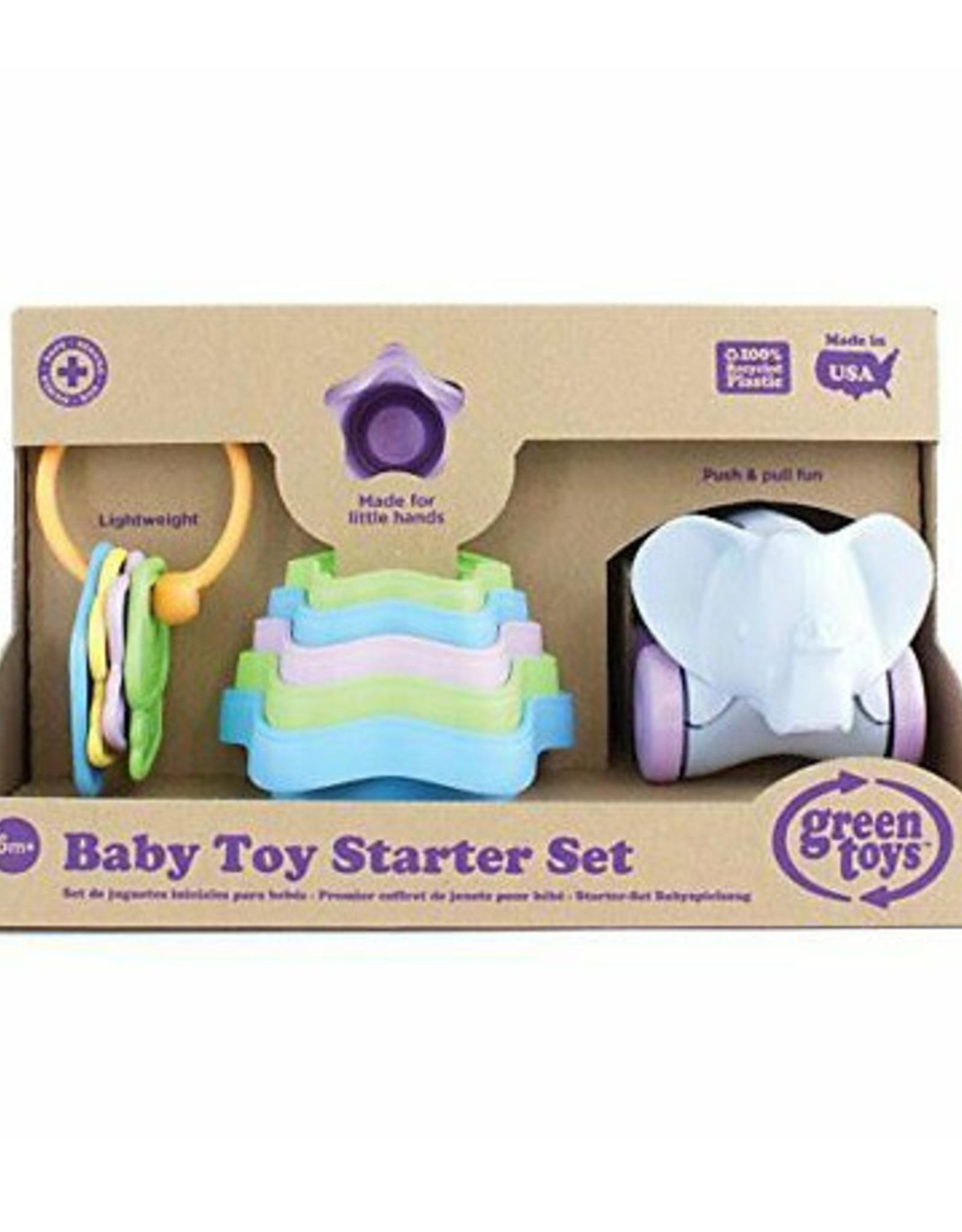 Green Toys Baby Toy Starter Set green toys