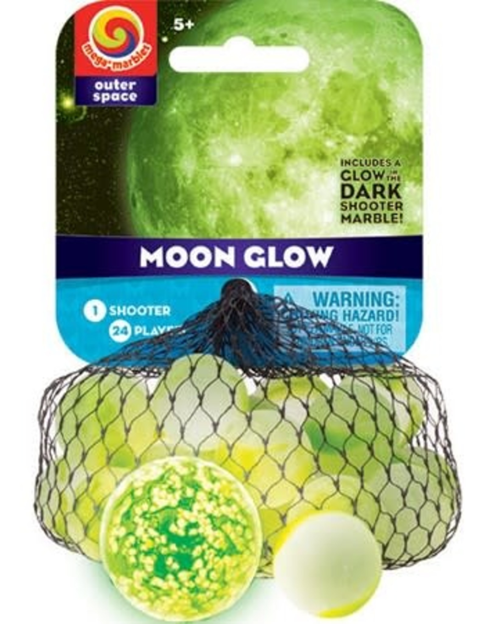 Moon Glow Marbles