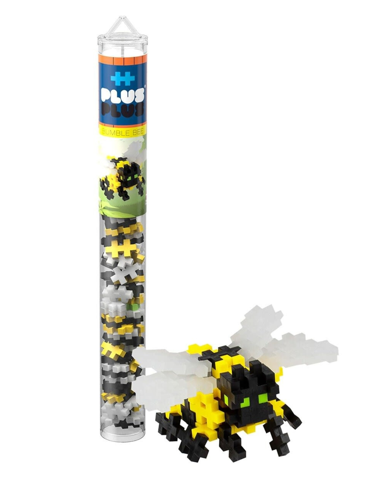 Plus-Plus Tube - Bumble Bee Mix