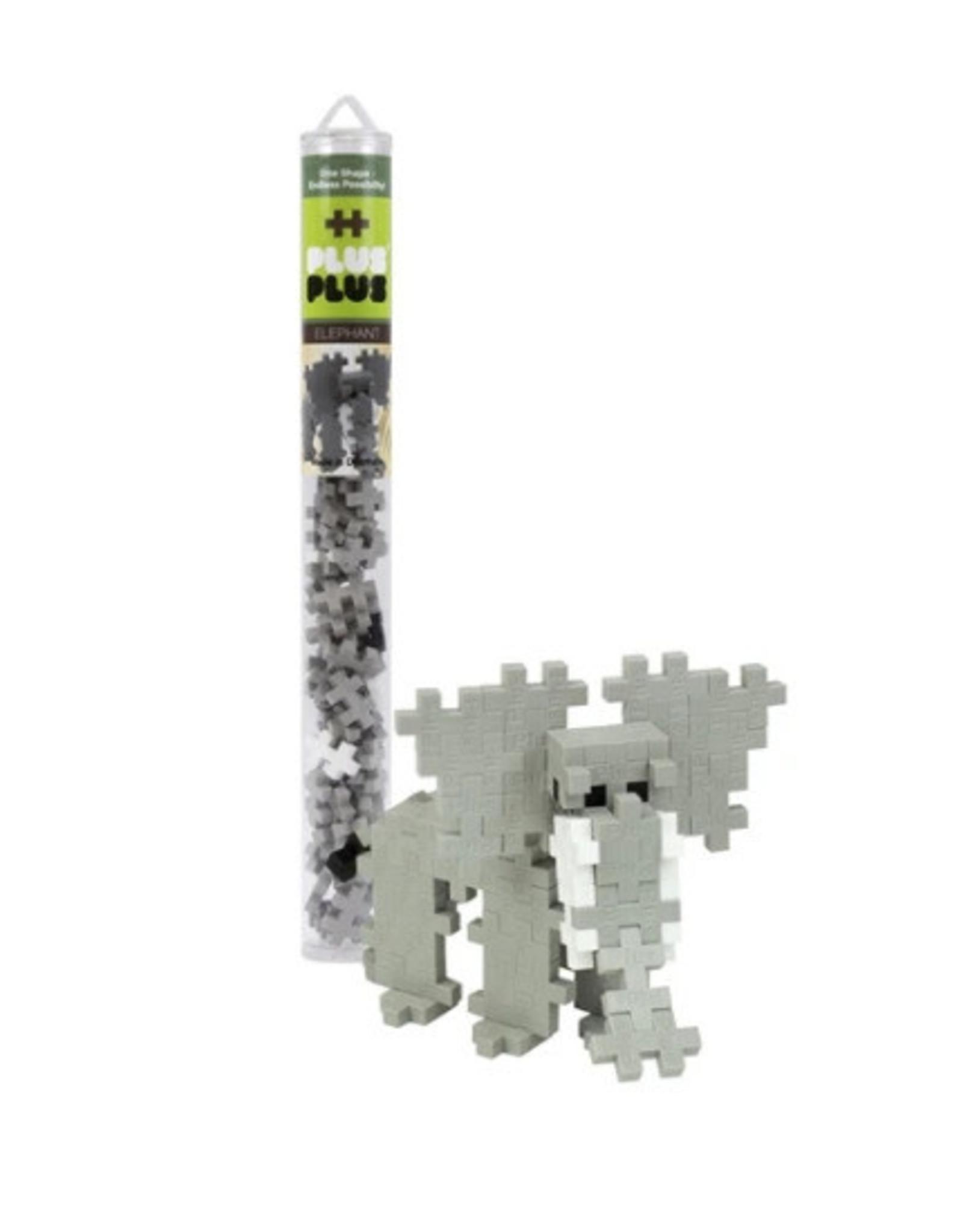 Plus-Plus Tube - Elephant Mix