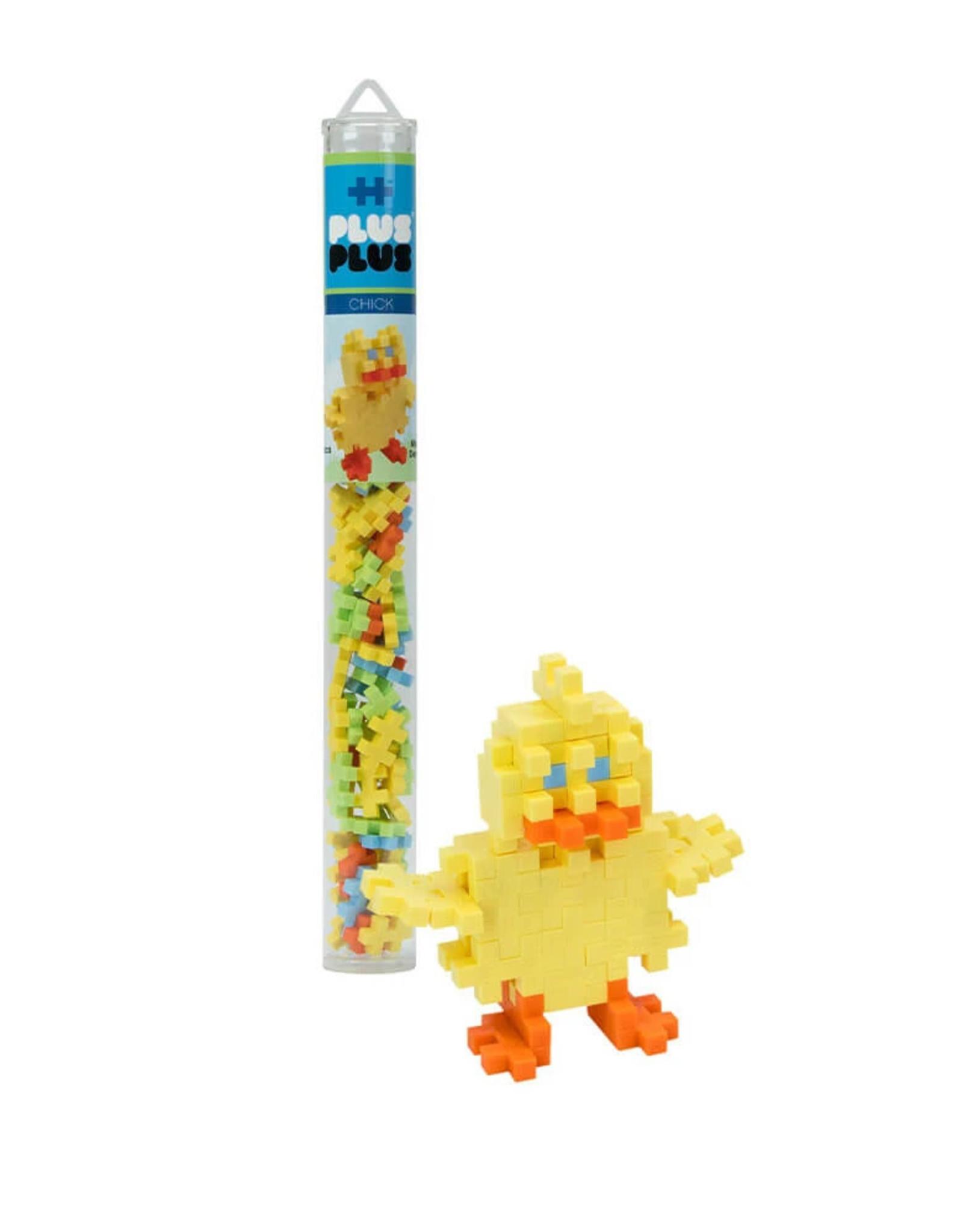 Plus-Plus Tube - Chick Mix