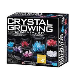 Toysmith Crystal Growing Experiment