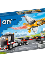 City: Town Airshow Jet Transporter