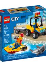 City: Ocean Beach Rescue ATV