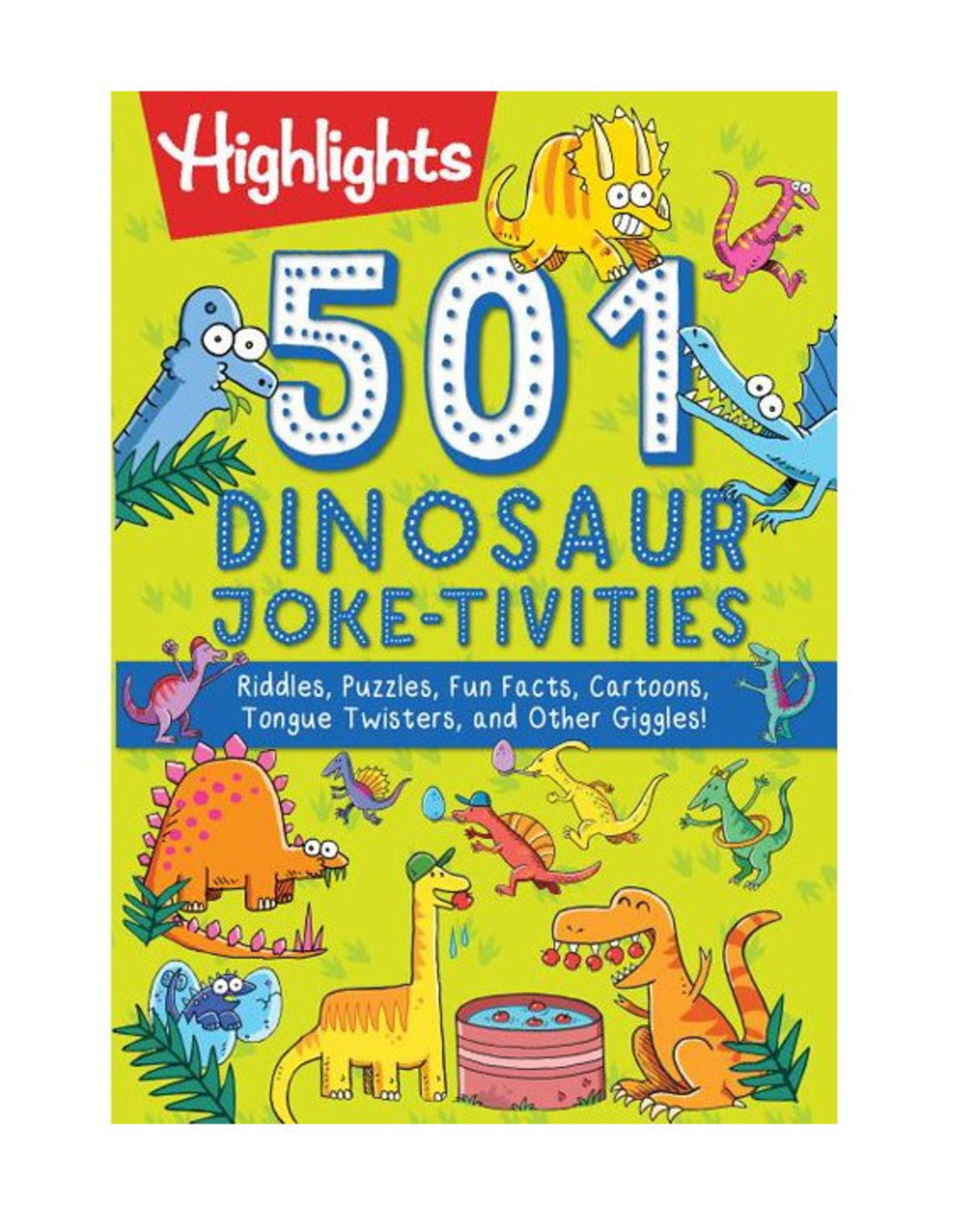 501 Dinosaur Jokes