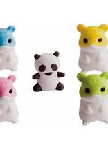 Iwako Iwako Erasers Assorted (Hamster & Hedgehog)
