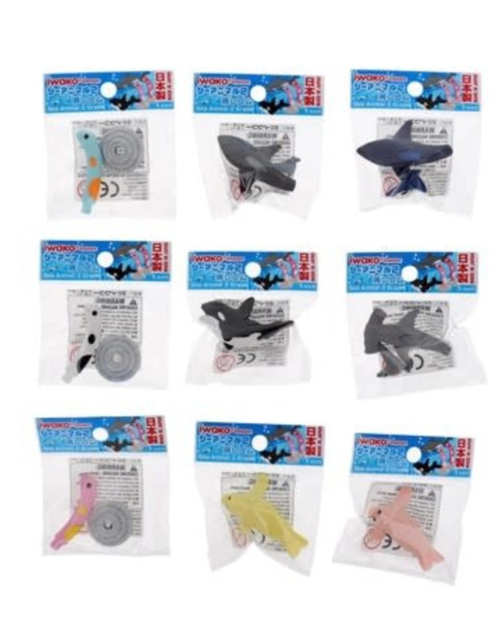 Iwako Iwako Shark Eraser