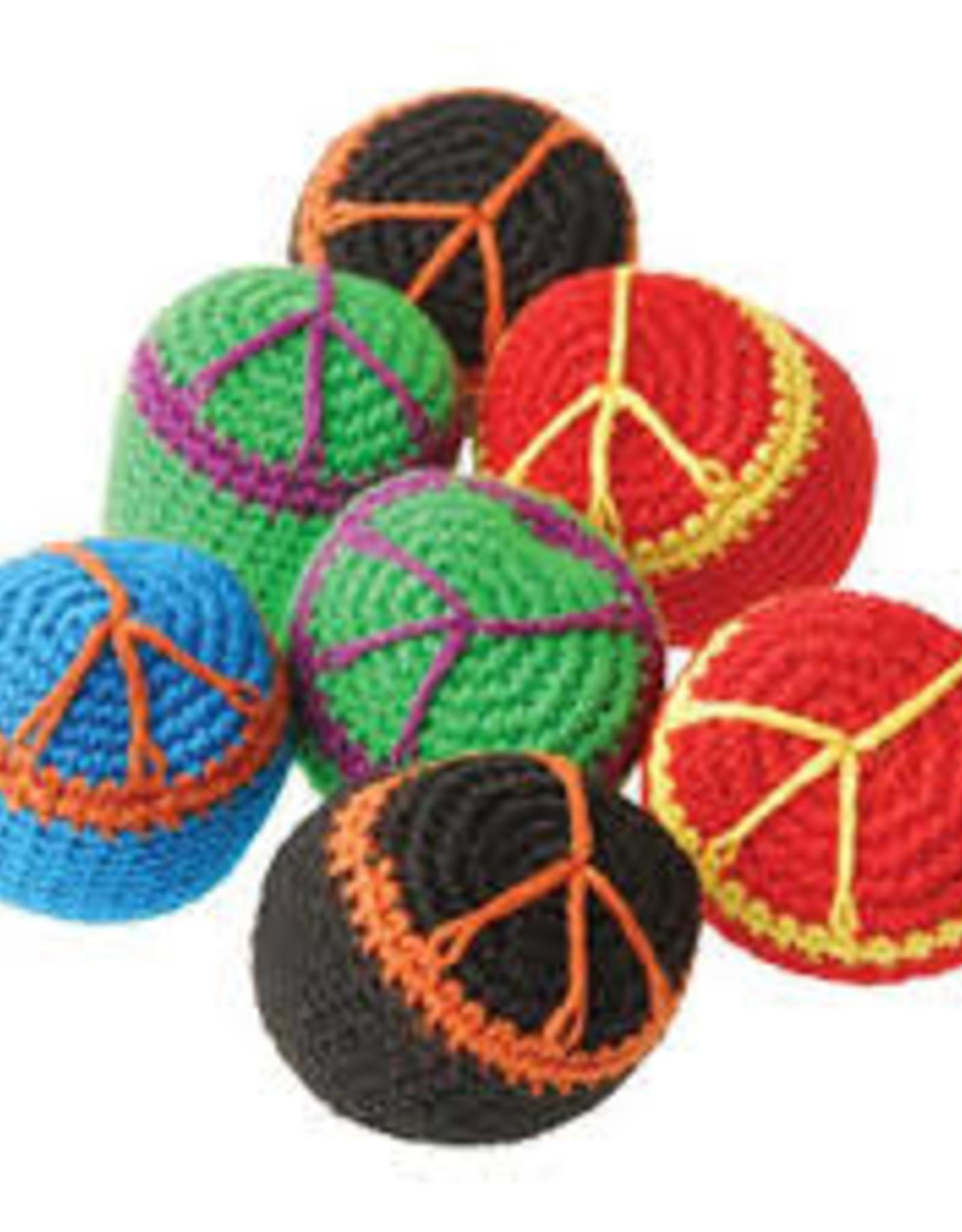 US Toys Peace Sign Footbag