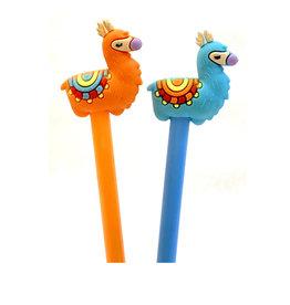 BC Mini Inca Llama Gel Pen