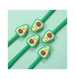 BC Mini Avocado Wiggle Buddy Gel Pen
