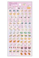 BC Mini Mini Cat Puffy sticker