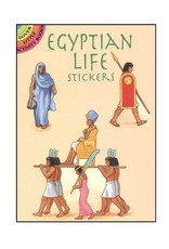 Dover Little Activity Books Egyptian Life Stickers