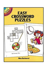 Dover Little Activity Books Easy Crossword Puzzles