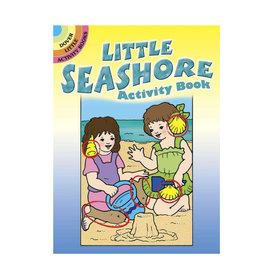 Dover Little Activity Books Little Seashore Activity Book