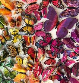 Flutter Gallery Glow Butterfly Clip
