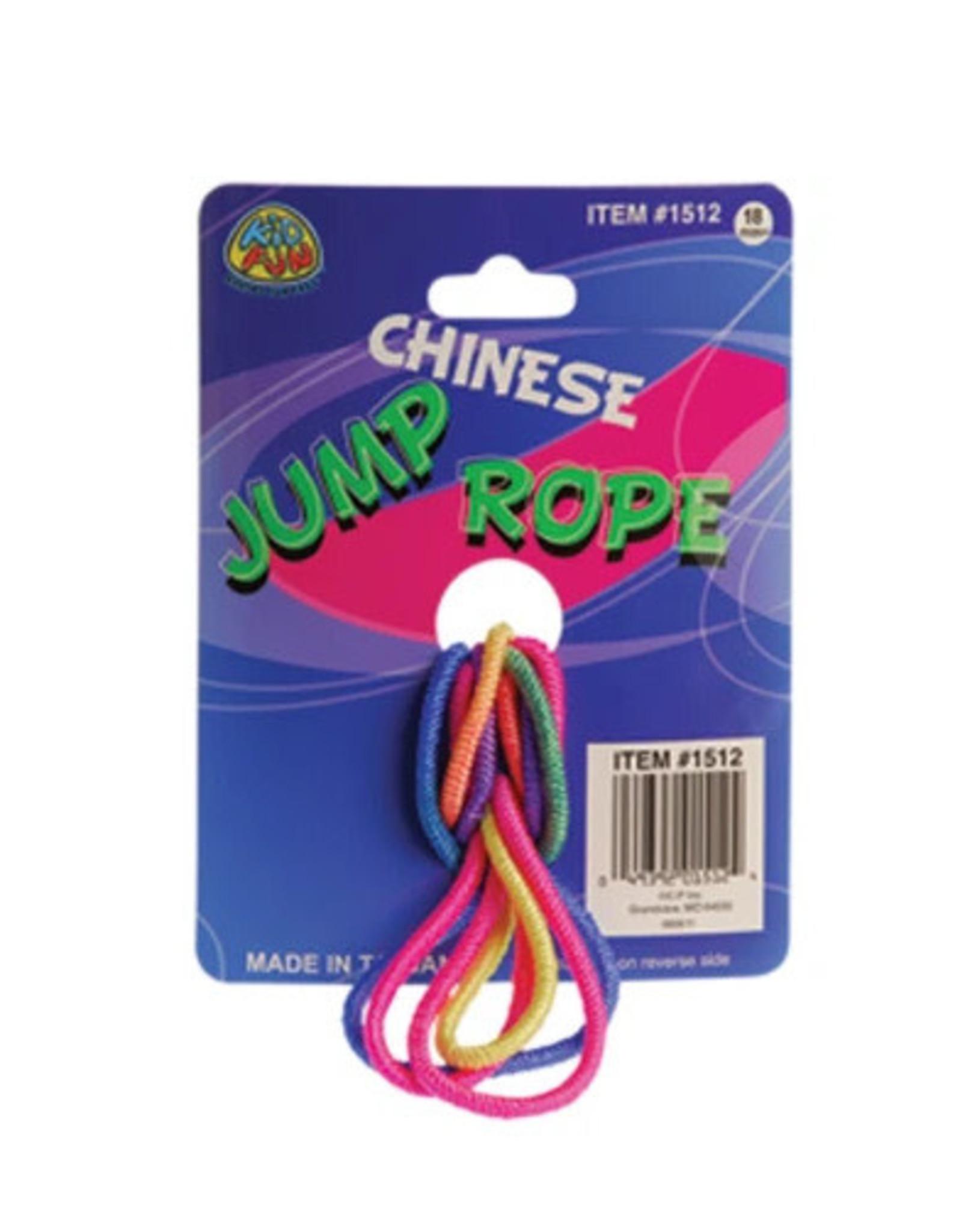 Kid Fun Chinese Jump Ropes