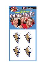 Fan-A-Peel MSU Waterless Game Faces