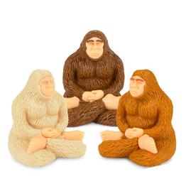 Accoutrements Meditating Bigfoot Figure
