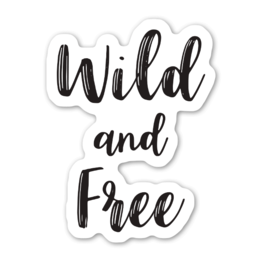 Made of Mountains Wild and Free STKR