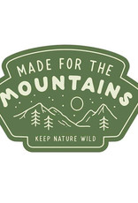 Made of Mountains Made of Mountains Logo STKR
