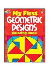 Dover Coloring Books My First Geometric Designs Coloring Book