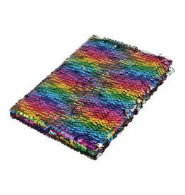 US Toys Rainbow Sequins Journal