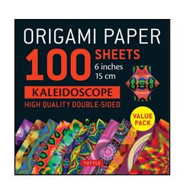 Tuttle Origami Paper 100 Sheets Kaleidoscope