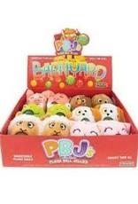 Barnyard Series - PB&J Plush Ball Jellies