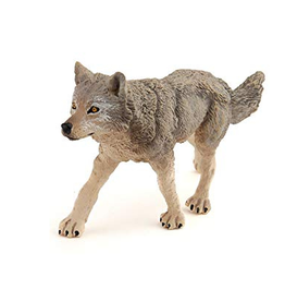 Papo Wolf (Grey Wolf)