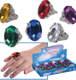 Toysmith Gigantic Gem Rings