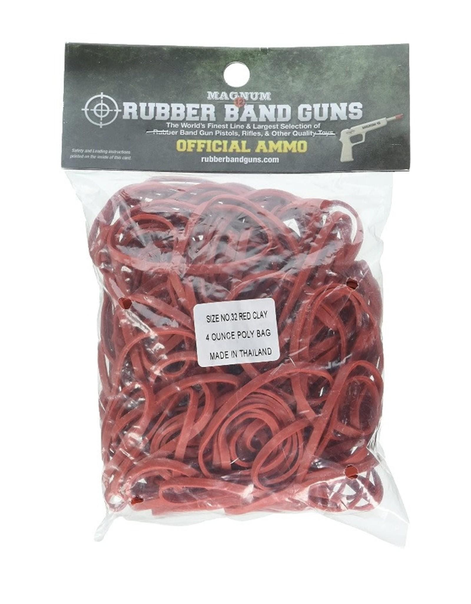Pistol Ammo-Red (size 32, 4-oz. bag) - Ammo Size 32
