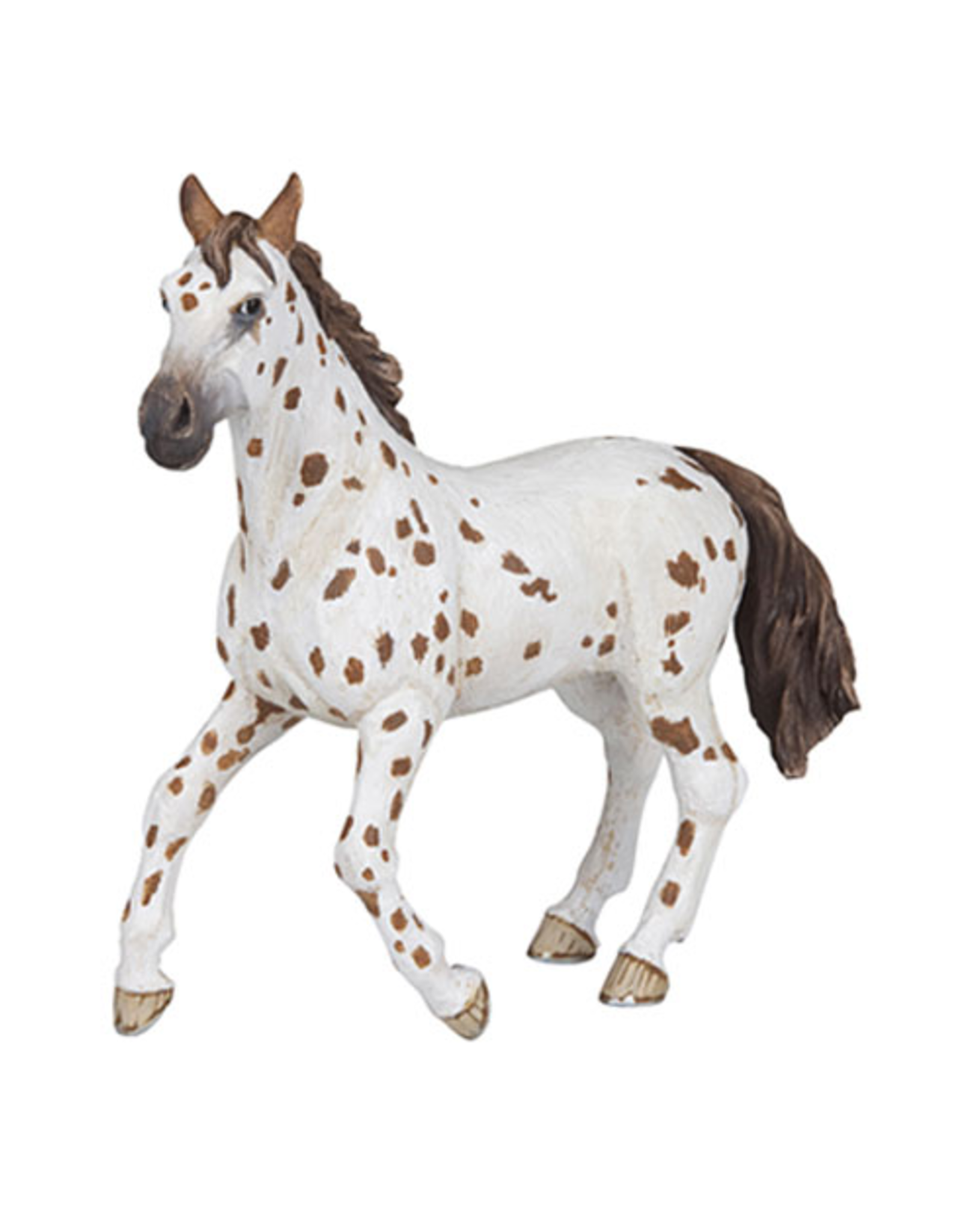 Papo Brown Appaloosa Mare