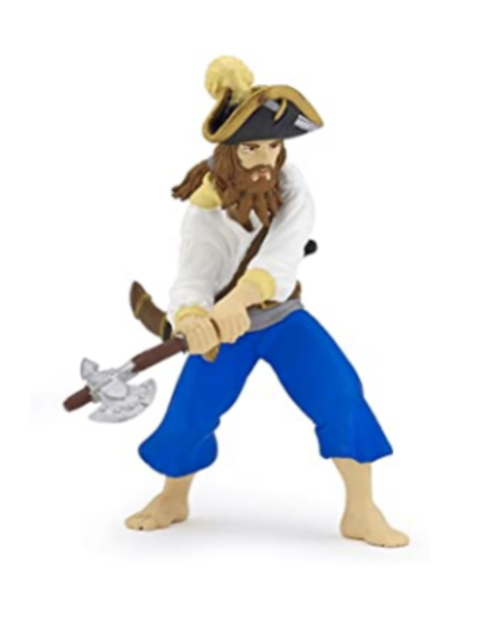 Papo Corsair Pirate with Axe
