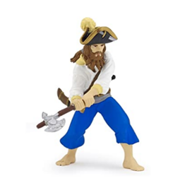 Corsair Pirate with Axe  - Papo Figure