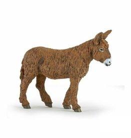Papo Donkey Poitou