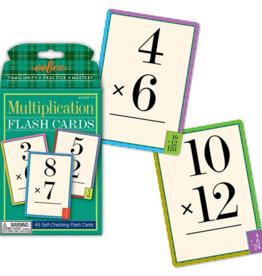 Flash Cards Multiplication (2ED)