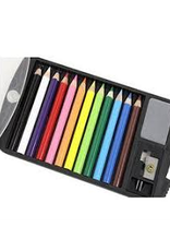 BC Mini 12 Mini pencils in card-Clear-1