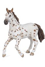 Papo Brown Appaloosa Foal
