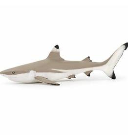 Black Tip Reef Shark - Papo Figure