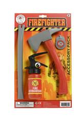 Aeromax Firefighter Accessory Set