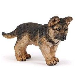 Papo Baby German Shepherd